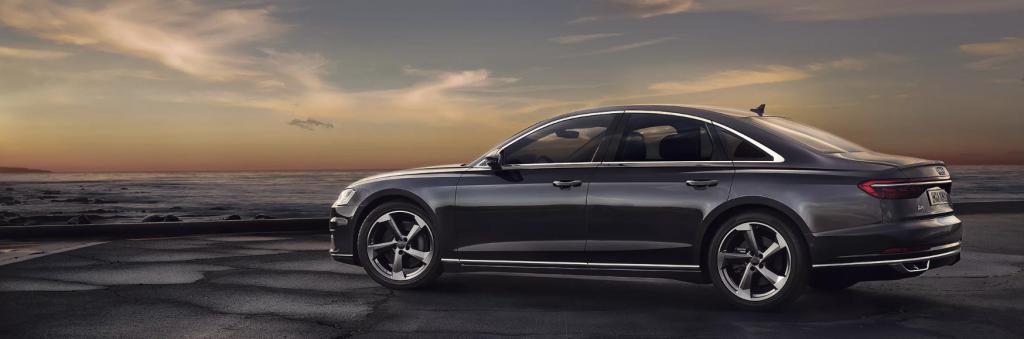 Audi A8 Photo